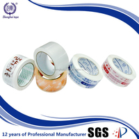 Top Sale Custom PRINTING Packing and Sealing Tape ,Strong Adhesive Custom Logo Printed Bopp Packing Tape