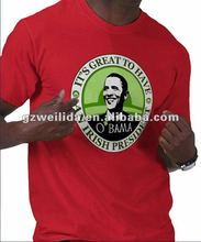 Political T Shirt For President