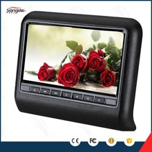 Guanghzou porpular 10 inch headrest monitor , car dvd player back seat