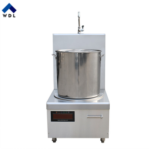 Commercial induction Cooker range for hotel kitchen equipment