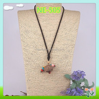 Wholesale Custom new cheap custom wood necklace