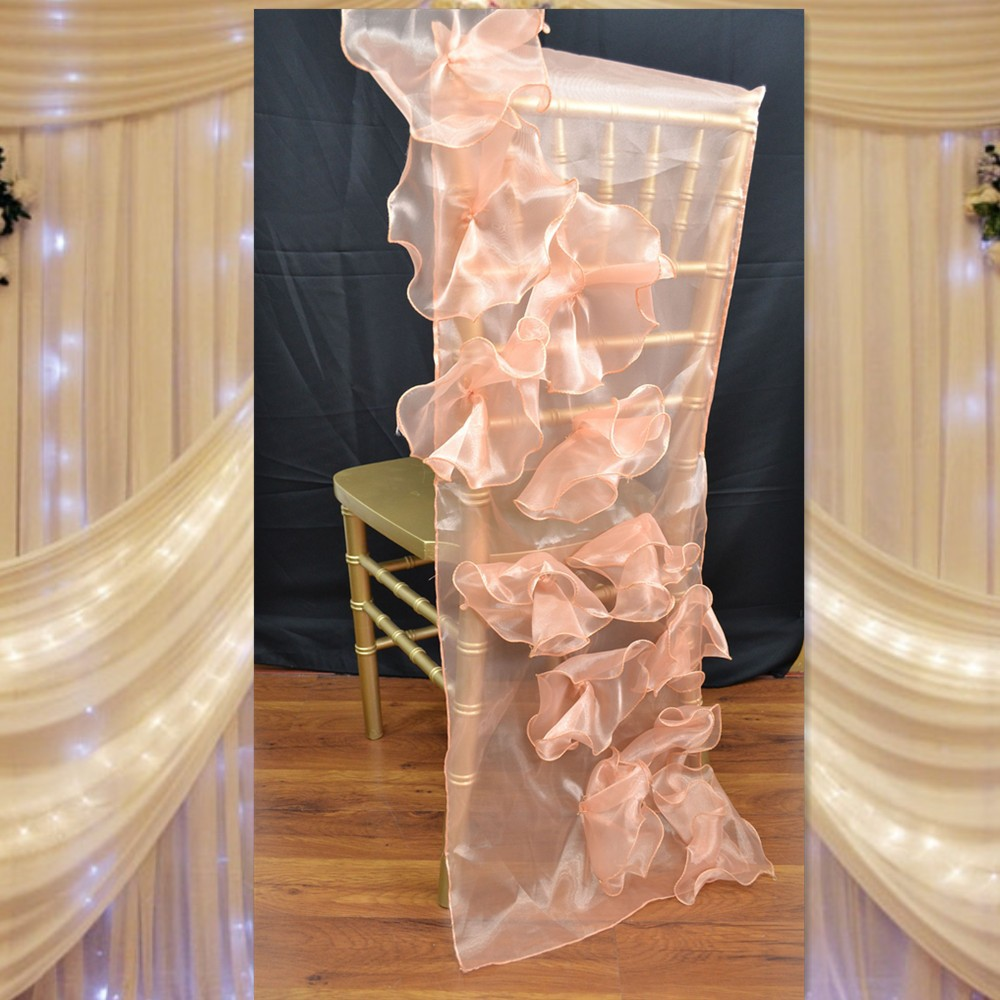 paper chair covers for weddings