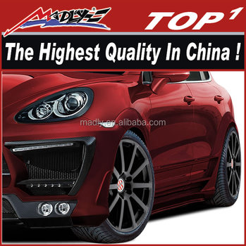 Wide Body kit factory for Porsche-2011-2013 Cayenne 958 LM Style kit for Cayenne 958