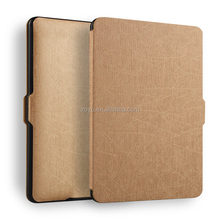 suppliers leather smart cover for kindle kids case heavy dutyrwhite