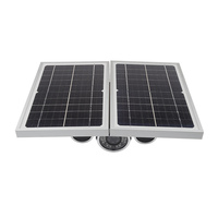 New Technology Solar Power Alarm Detection Survillence Energy Saving Wireless IP camera Support AP Function