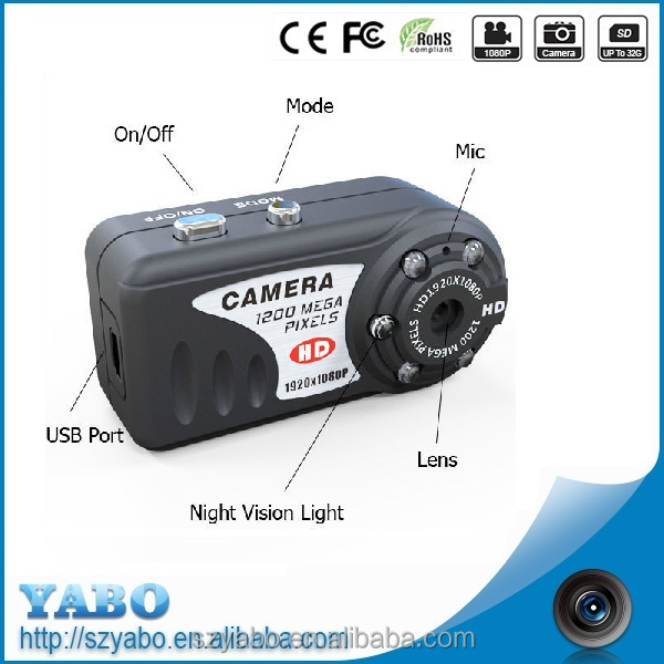 2016 waterproof wifi car cam and Without Wifi waterproof 1080p hd action digital camera secret mini dv video