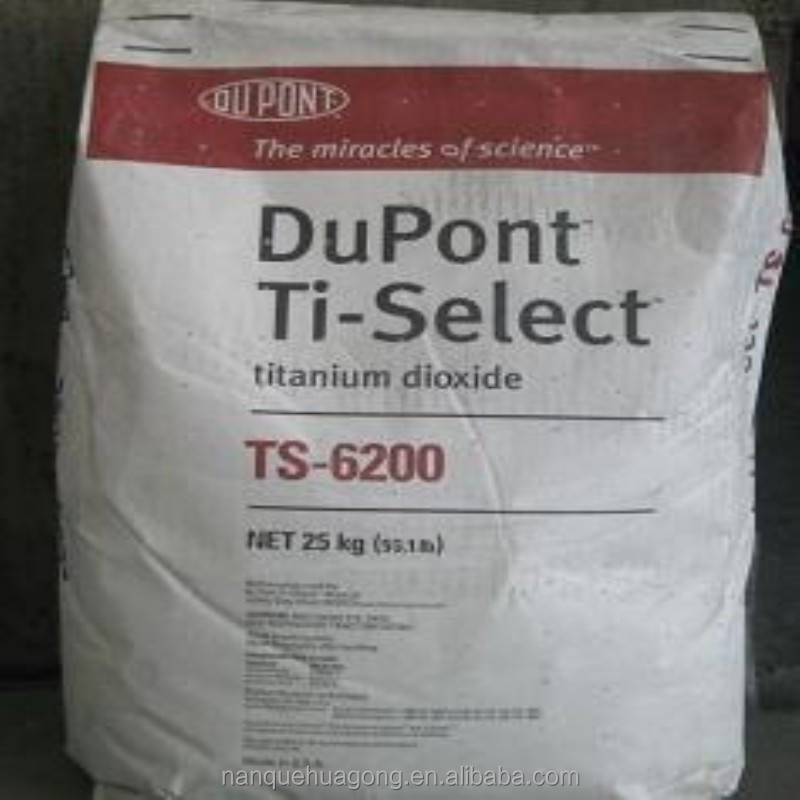antase and rutile type titanium dioxide CONCORD TS-6200 titanium dioxide for ink glass coating