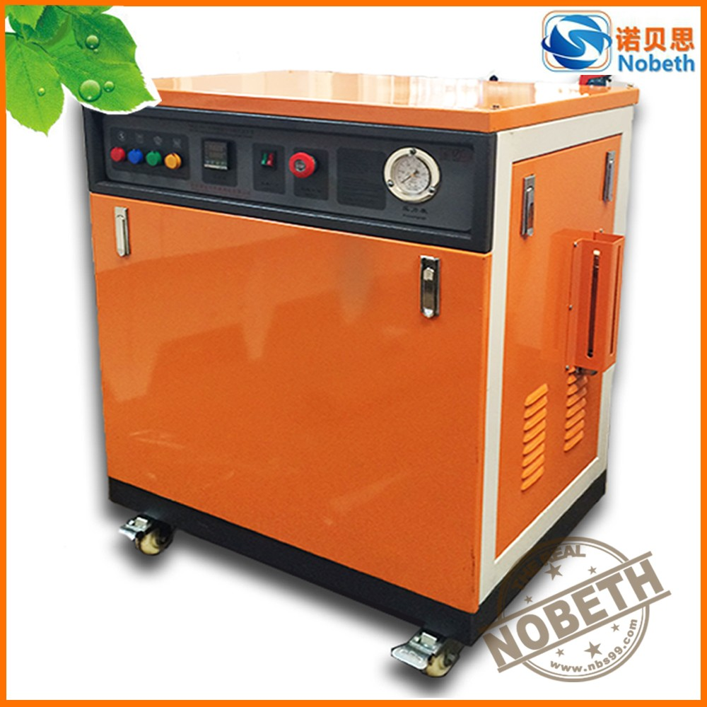 Electric Steam Boiler ~ Nobeth kw electric portable steam boilers for dry
