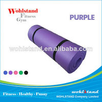 10MM Round NBR Yoga Mat Supplier