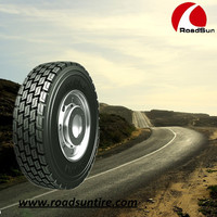 Truck and trailer tubeless tire 295/80R22.5