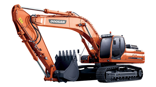2015 DX300LC Low Price Doosan Crawler Excavator For Sale