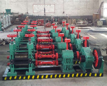 used three roll mill billet continuous casting machine second hand rolling mill