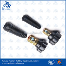 HIgh quality Welding cable plug and socket Set