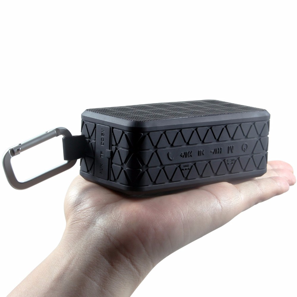 water proof bluetooth speaker