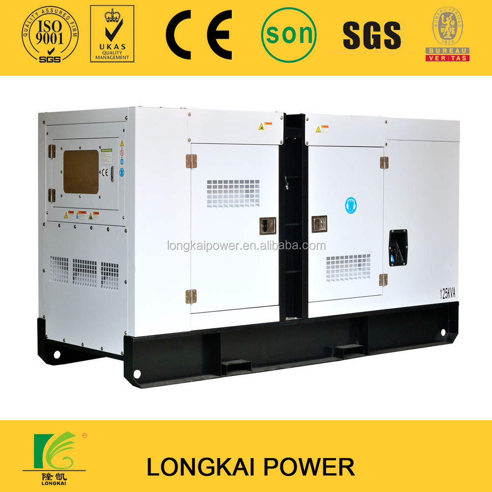 YANGDONG 8KW Soundproof small diesel generators LG8YD Genset