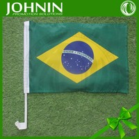 Best Selling Flying Car Flags For Brazil International Olympic Games
