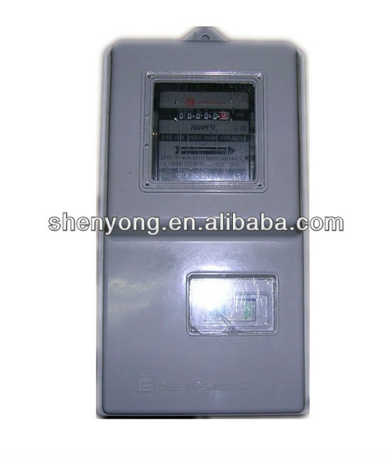 SMC/FRP /GRP/Polyester Electric meter box