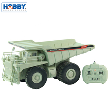 Radio Control Toys Rc Construction Vehicles Mining Dump Truck Toys For Children Made In China