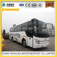 Discount 45 seats cng bus and desiel bus in bus station china manufacturer