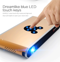 Wireless 12v Dc 3d Led Bluetooth Mini Projector
