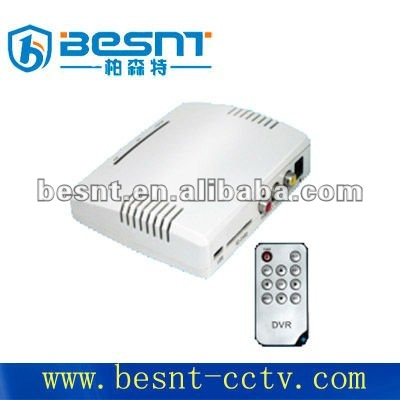 hot selling H.264 , 4ch CCTV DVR Card BS-DV102