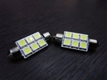 T10 x 37mm LED without Can Bus problem
