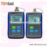 Optical Power Meter FPM-380 & Optical Light Source FLS-390