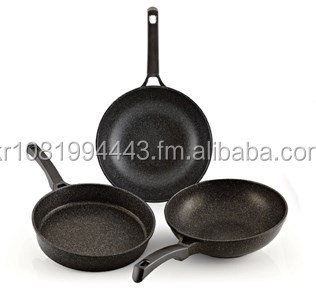 Marble Coating Frying Pan Wok Pan Buy Non Stick Marble