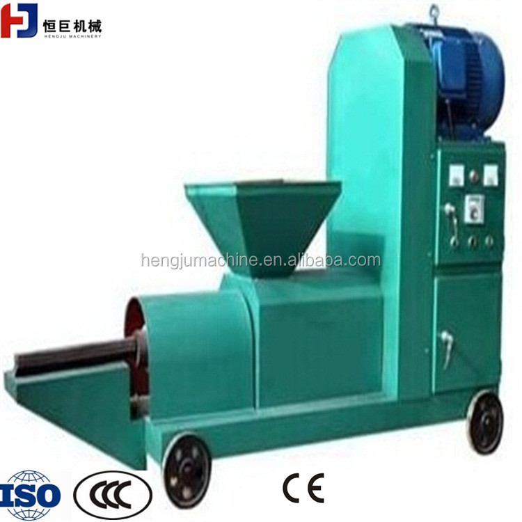 Cow Dung Charcoal Briquette Making Machine Price