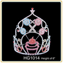 swan wedding bridal world crown kids mini white kids tiaras