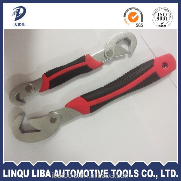 9-32mm High Quality Manual Tools Carbon Steel Snap N Grip /Universal Wrench set For Cars As Seen On TV