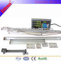 measure 0--3000mm length linear optical scale and digital readout DRO kits