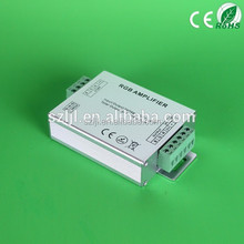 High quality 3 Channels 24A Signal LED Amplifier for Strips/Modules