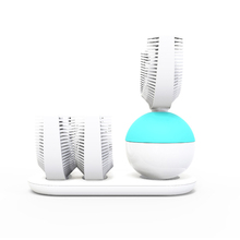 Wholesale 360 Automatic Smart Sonic Rechargeable Silicone Electric Toothbrush Kits