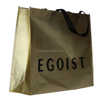 Advertising non-woven fabric foldable cloth tote bag Manufacturer
