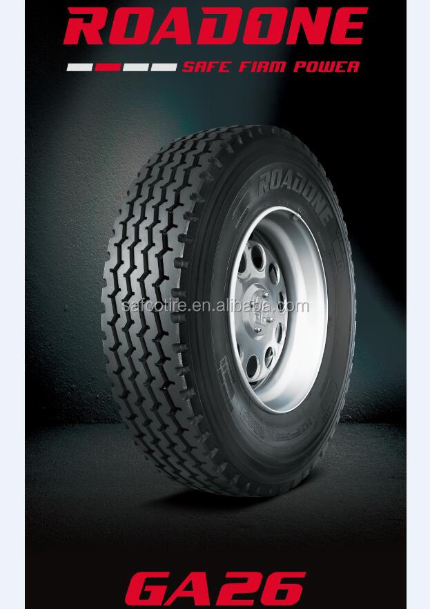 ROADONE GA26 315/80r22.5 heavy duty truck tires with guarantee