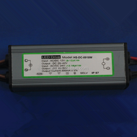 9W 10W 12W Constant Current 300mA 12V LED Driver