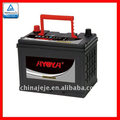 Producing Super and Stable Quality JIS Lead Acid Sealed Maintenance Free Starting Battery(MF Car Battery) MF55D23L 12V60AH
