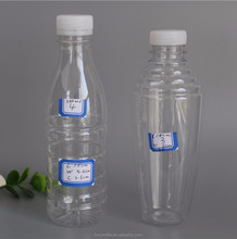 Clear Glass Mineral Water Bottle 250 ml 350 ml beverage can wholesale at factory price