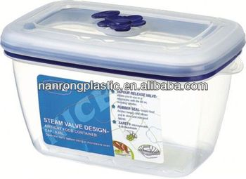 2013 new arrival plastic products wholesale plastic box series storage box pet plastic food box