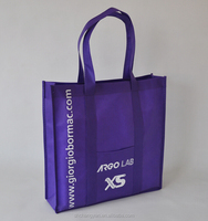 new fashion recycled non woven tote shopping bag(NW-T314)