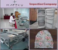 nail care tools and equipment/ beauty product inspection/ per-shipment inspection in china