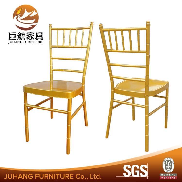chair juhang cheap aluminum restaurant hotel chiavari chair for sale