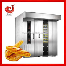 stainless steel 32 trays industrial gas oven bakery