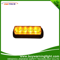 Flash led strobe lighthead single row lights