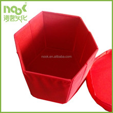 OEM 400D polyester fabric foldable storage box