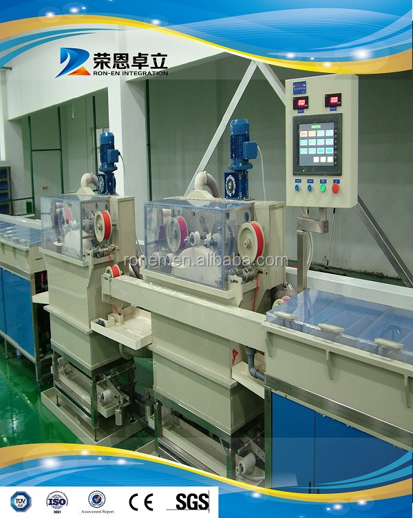 2016 best Steel coil electro plating plant