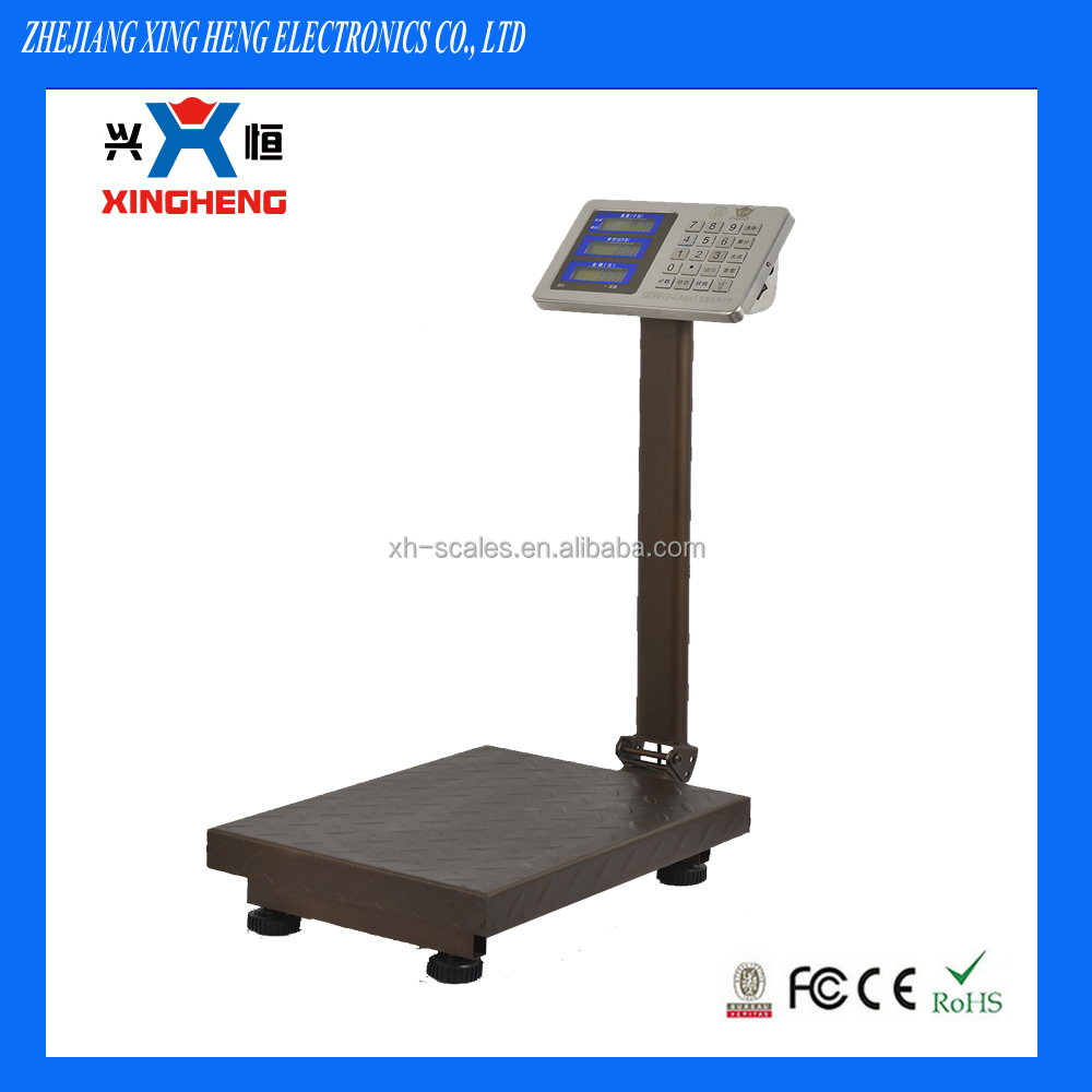 TCS Electronic Pricing Weighing Platform Scale