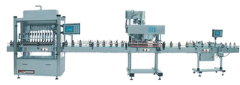automatic capsule filling machine bottle filling capping and labeling machine hot filling machine
