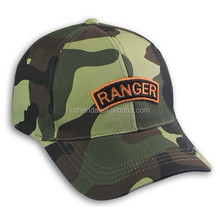 Camo Wholesale Army Military Hiking Baseball Cap indian army cap